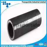 Boyau hydraulique à haute pression d'En856 4sp avec l'ensemble de tuyau convenable d'une seule pièce