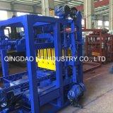 Poids Qt4-26 simple moins de machine de fabrication de brique machine solide diesel de bloc