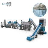 PP tissés sacs Jumbo LDPE PE PP Film La ligne de production de broyage de nettoyage de Lavage machine de recyclage
