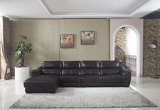 2017 Meuble moderne Sectional Leather Living Room Leisure Couch