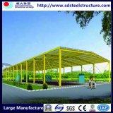 China Fornecedor Estrutura de aço móveis de construção de oficina