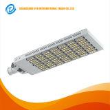 El módulo IP65 solar impermeabiliza el alumbrado público ajustable del brazo 150W LED 90 grados de ajustable