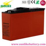 Vordere Zugriffs-Terminalkommunikations-Telekommunikationsbatterie 12V100ah für Telekommunikation