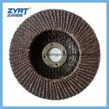 Fumado Zircônia Alumina Flap Disc Flap Wheel 100-180mm
