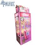 Grúa de garra de béisbol de la cápsula de la máquina máquina expendedora de juguetes