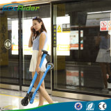 China Personal Transporter Vehículo Eléctrico en dos ruedas Scooter