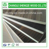 18mm 1220X2440mm Wood Grain Color Melamine Faced Plywood