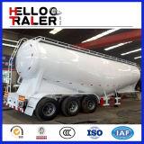 Fábrica Selling 45m3 Bulk Cement Semi Trailer com Compressor