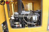 セリウムエンジンを搭載する916のZl16fの小さい車輪のローダー