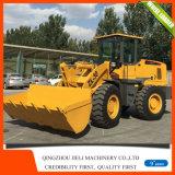 판매를 위한 중국 베스트셀러 Zl30 3ton 소형 로더 또는 작은 로더 또는 바퀴 로더