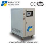 Raffreddato ad acqua portatile refrigeratore d'acqua per estrusione della macchina