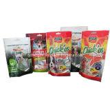 ペット軽食のためのプラスチック包装袋を立てなさい