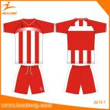 Новая модель системы водоочистки Custom Сублимация футбол единообразных для команды клуба