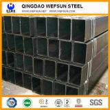 Pipe en acier rectangulaire soudée par carbone doux de Q195 Q215 Q235