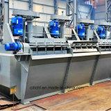 Gold-und Kupfererz-Trennung-Gebrauch Xjk Serien-Schwimmaufbereitung-Maschine