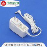 adaptateur d'alimentation 12V1000mA approuvé de niveau de FCC d'UL d'efficacité énergétique de la DAINE VI d'adaptateur de 12V1a AC/DC