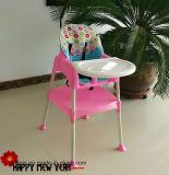Cadeira alta de bebé com cadeira Bouncer durável