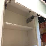 Moderna de la pintura de alto brillo blanco del gabinete de cocina