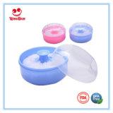 BPA는 플라스틱 베이비 파우더 분첩 콘테이너를 해방한다