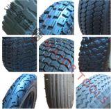 Roues en plastique de jouet de pneu de 3 pouces TPR