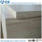 AAの等級の装飾または家具のためのBintangor/Okoumeによって直面されるポプラのコア商業合板