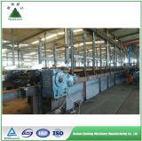 Clasificación del sistema que procesa la basura sólida municipal