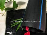 """Fabrik-Preis-Schwarz-Plastikwasserversorgung HDPE Rohr 10 """""""
