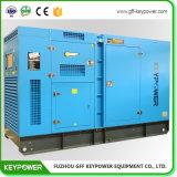 Doosanエンジンを搭載する300kw防音の電気Doosanの力の無声ディーゼル発電機