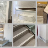 Dekoratives Profil-Aluminiumwinkel-Fliese-Ordnung L Form