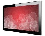 プレーヤー、デジタル表記を広告する43インチLCD