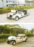 4 automobile elettrica di golf di Seater delle rotelle 6
