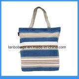 La mujer bolso de lona de Nylon Bolsa de compras de hombro