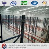 Luz de prefabricados Sinoacme Estrutura de aço do Prédio de Depósito
