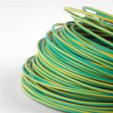 2,5Mm2 BT 450/750V no fio de cobre, o fio do alojamento, Fio de cobre com isolamento de PVC