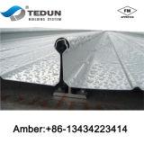 Folha de telhado metálico à prova de água