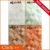 Variedade Color última telha 3D digital azulejos de parede interior do jato de tinta