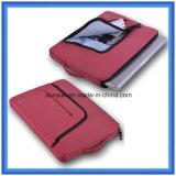 Form-Shockproof dünner tragender Laptop-Aktenkoffer, kundenspezifischer Portable 13 Zoll-Laptop-Hülse mit Reißverschluss