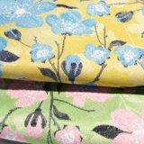 女性の夜会服の衣服ファブリックのための染められたジャカードファブリックT/Cファブリック綿織物ポリエステルファブリック