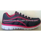 L'espadrille chausse les chaussures occasionnelles de chaussures de mode