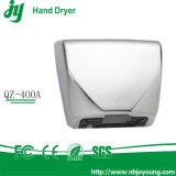 Um secador de mão de sensor de alto desempenho de design