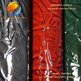 Gute Qualitätssofa-Gewebe synthetischer PU ledernes Fsb17m1e