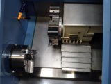 Ck32 세륨을%s 가진 기우는 침대 중국 CNC 선반 기계