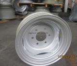 La aplicación de las ruedas de acero de flotación agrícola de W10*36