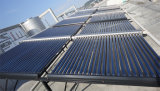 Collecteur solaire à tube d'aspirateur en acier inoxydable pour le Mexique