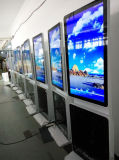 comitato dell'affissione a cristalli liquidi del visualizzatore digitale/visualizzazione di 32-Inch Che fa pubblicità al giocatore con figura di rotazione/contrassegno di Digitahi