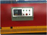 Viga hidráulica del oscilación del CNC que pela y cortadora