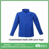 Royal Blue Mens Softshell Jacket