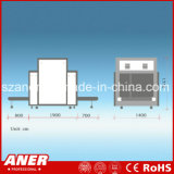 Varredor da bagagem da máquina do equipamento do detetor da raia do fabricante K100100 X de China