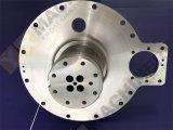 A maquinaria pesada personalizou fazer à máquina forjado da fundição de aço do metal da precisão do CNC