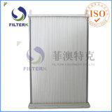 Filtro del panel del colector de polvo de Trumpf 0345064 del reemplazo de Filterk